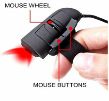USB PS/2 PC OPTICAL FINGER MOUSE MICE MIC LAPTOP LED GADGET LAZER LASER POINTER