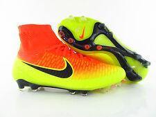 Nike Magista Obra FG ACC Neon Volt US_7/8/9/9.5/12.5  Eur_40/41/42.5/43/47