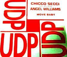 """12"""" - Chicco Secci Introd. Angel Williams - Move Baby - NUEVO - NEW, STOCK STORE"""