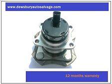 TOYOTA YARIS MK1 99-05 1.0 1.3 1.5 inc VVTI REAR WHEEL BEARING /HUB +ABS SENSOR