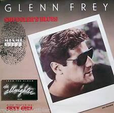 Eagles Glenn Frey 1984 Smuggler's Blues Original Promo Poster