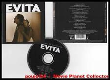 EVITA - Madonna (CD BOF/OST) Alan Parker 1996