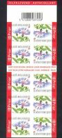 Belgium 2006 Cornflower/Flowers/Plants/Nature 10v s/a bklt (n38334)