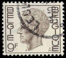 "BELGIUM 762 (Mi1639) - King Baudouin ""1971 Ordinary Paper"" (pf82989)"