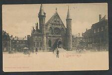 's Gravenhage  Het Binnenhof - Ridderzaal