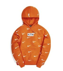 Kith x Nike For New York Knicks AOP Hoodie