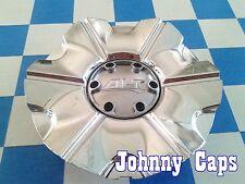 ALT Wheels Chrome Center Caps # AT213 Custom ALT Wheel Center Cap (5355) (1)