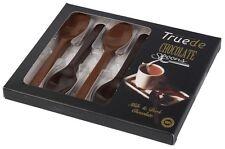 Nuevo regalo único Cucharas De Chocolate 54g Personalizado Aniversario Especial Vegetariano