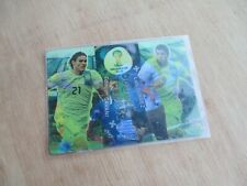 Panini Adrenalyn XL World Cup 2014 #416 Uruguay Double Trouble Card