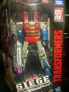 HASBRO TAKARA TOMY TRANSFORMERS SIEGE STARSCREAM WAR FOR CYBERTRON DECEPTICON
