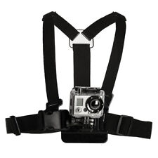GoPro Chest Strap Mount Go Pro HD Hero 2 3 3+ 4 5 6 Session