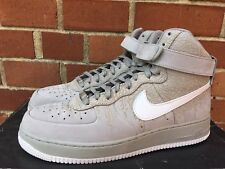 * Raro * Nike Air Force One Supreme Hi Top-UK 11-Usado - 2009