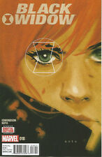 BLACK WIDOW # 18, THE PATH. MARVEL COMICS WITH NATHAN EDMONDSON
