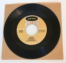 The Cadillacs / Gloria & I Wonder Why / Josie 45 / VG+