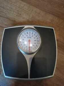 Salter 148BKSVDR Bathroom Scales, Mechanical Speedo Dial