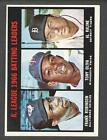 1967 Topps #239 AL Batting Leaders  Robinson Kaline