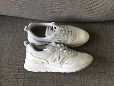 Mens New Balance 997 Leather Trainers UK 9