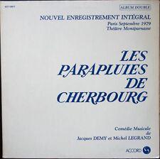 LES PARAPLUIES DE CHERBOURG MICHEL LEGRAND COMEDIE MUSICALE 1979 JACQUES DEMY