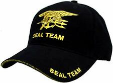 U.S. Navy Seal Team with Trident Hat Baseball Cap Officially Licensed