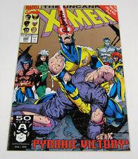 Uncanny X-Men #280 Signed by Joe Rubinstein! Legion/Wolverine MARVEL COMICS 1991