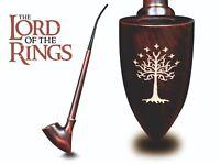 USA Long Gandalf Smoking Pipe for Tobacco Churchwarden Tree of Gondor LOTR