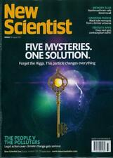 NEW SCIENTIST MAGAZINE 18th AUG 2018 SPECIAL OFFER BUY ANY 6 ISSUES FOR £10.00