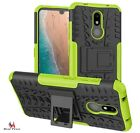 Nokia 3.2 Nokia 3V Case Phone Heavy Duty Shockproof With Kickstand Stand Cover