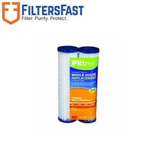Filtrete 3WH-STDPL-F02 Sediment Water Filter 2-Pack 30 Micron Replaces WHKF-WHPL