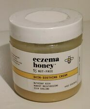 Eczema Honey Original Skin-Soothing Cream Itch Cooling & Healing Nut-Free 4 oz🍯
