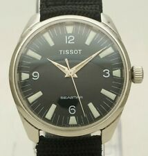 Vintage TISSOT SEASTAR 41/42568-08 17J Hand Winding Cal 781 SWISS Men's Watch