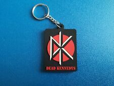 DEAD KENNEDYS KEY-RING SILICONE RUBBER MUSIC FESTIVAL