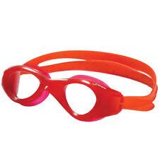 FINIS Nitro Swim Goggles - Red/Clear