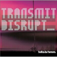 Hell Is For Heroes - Transmit Disrupt CD NEU OVP