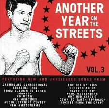 1 CENT CD/DVD VA Another Year On The Street, Vol. 3 the get up kids