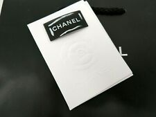 Authentic Chanel Camellia Receipt Holder with Unused Store Sticker