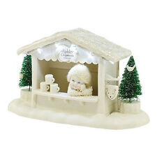 Department 56 Snowbabies New 2015 CHUBBY CHIPMUNK COCOA Snowbaby 4046557 Dept 56