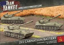 Team Yankee: Soviet: 2S1 Carnation Battery (TSBX07) NEW