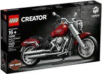 LEGO Creator Collezionisti 10269 - Harley Davidson® Fat Boy® NUOVO