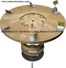 "Diamabrush 16"" Hardwood Coating Removal Tool"