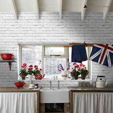 White Brick European UK made Wallpaper
