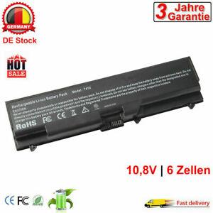 Akku für Lenovo ThinkPad L410 L412 L420 L421 L510 L512 L520 42T4763 42T4798 NEU