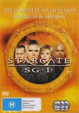 STARGATE SG-1 SG1 : SEASON 6 : NEW DVD