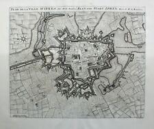 Ypern Ypres Flandern Prinz Eugen Spanischer Erbfolgekrieg Marlborough Zitadelle