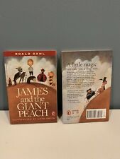 James and the Giant Peach by Roald Dahl (1996, Paperback)