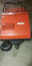 Hako Hamster 1050  Kehrmaschine ( Benziner).