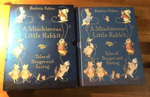 A Mischievous Little Rabbit, Beatrix Potter, Tales of Danger & Daring, Hardback