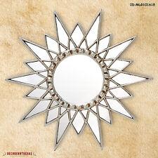 Star Mirror Wall Decor colonial home décor mirrors sunburst/starburst | ebay
