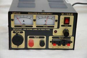 Watson W-10AM Regulated Power Supply