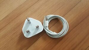 Apple iPhone  Charger  Plug and USB Data Cable