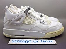 Nike Air Jordan IV 4 Pure Money Retro GS 2007 sz 6Y